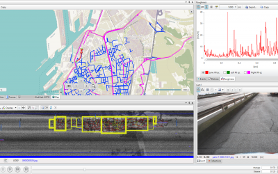 Road Data Processing & Delivery from non-ICC Data Collection Vehicle