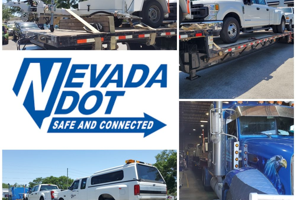 Nevada DOT SFT Delivery & Training