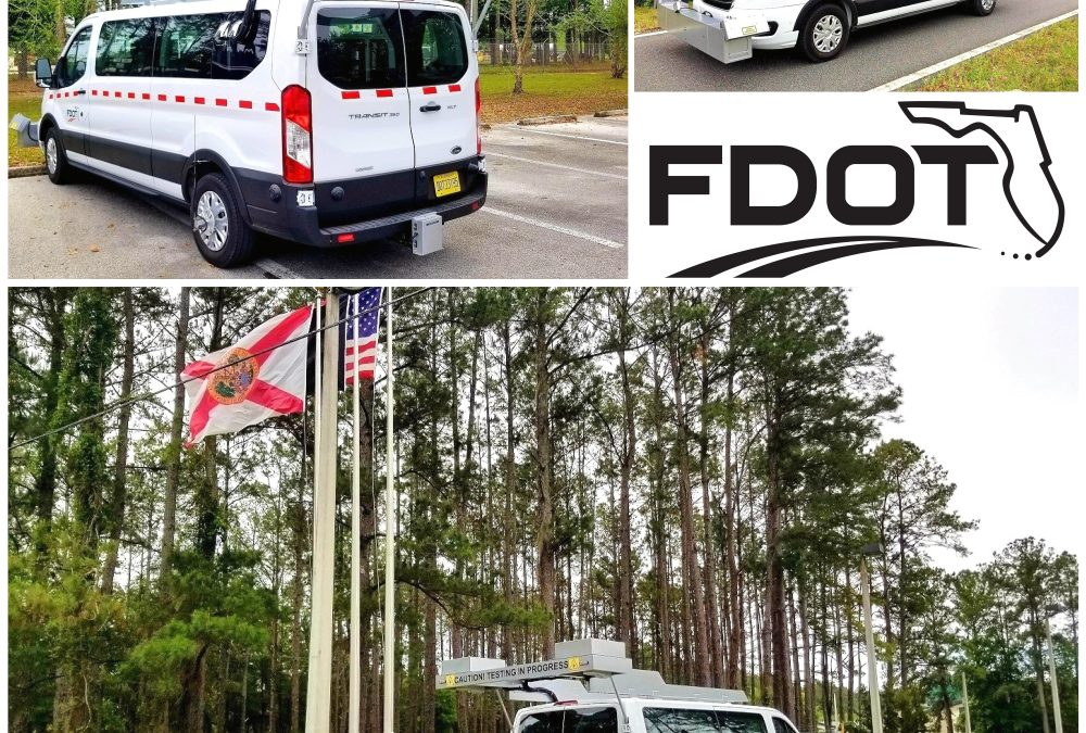 Florida DOT Acquires 3rd IrisPRO Pave Pavement Vehicle