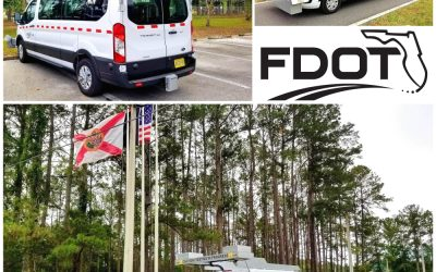 Florida DOT Acquires 3rd IrisPRO Pave Pavement Vehicle