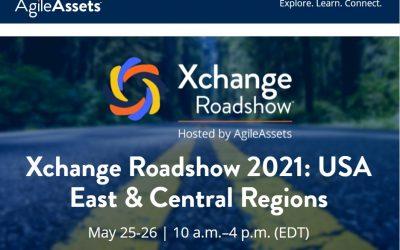 ICC is attending the Xchange Roadshow May 25-26