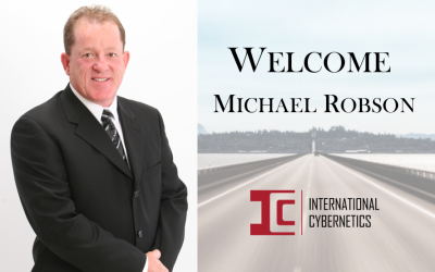 ICC Welcomes Michael Robson as Director of Business Development