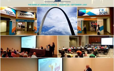 ICC was pleased to attend PWX 2021 in St. Louis, Missouri!